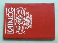 Katalóg Socfilex Bratislava (1981) vícejazyčné