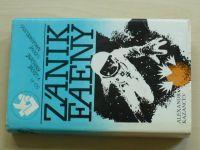 Kazancev - Zánik Faeny (1987)