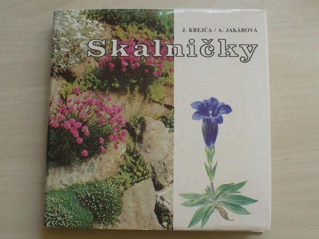 Krejča, Jakábová - Skalničky (1982) slovensky