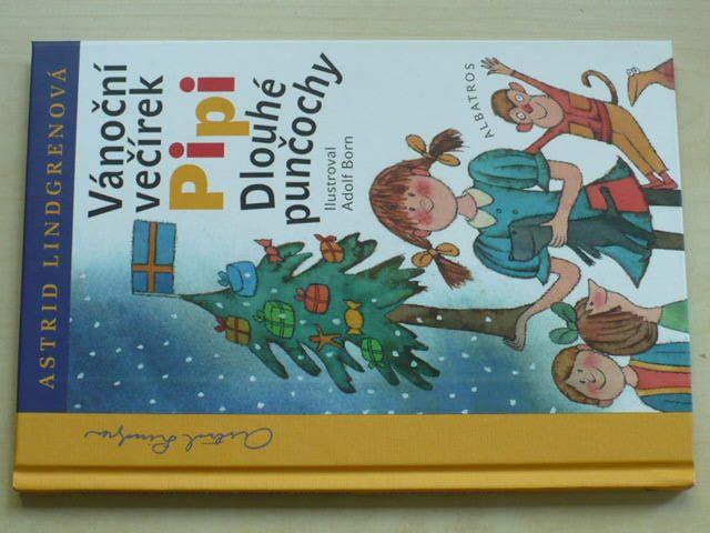Lindgrenová - Vánoční večírek Pipi Dlouhé punčochy (2014)