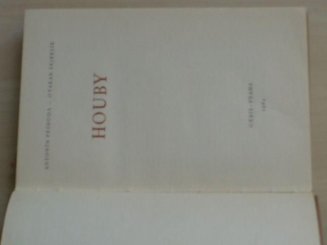 Příhoda, Zejbrlík - Houby (1964)