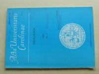 Acta Universitatis Carolinae - Geologica, č.3, 1985 (1988)