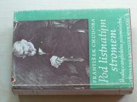 Chudoba - Pod listnatým stromem - Úvahy o anglickém písemnictví (1947)