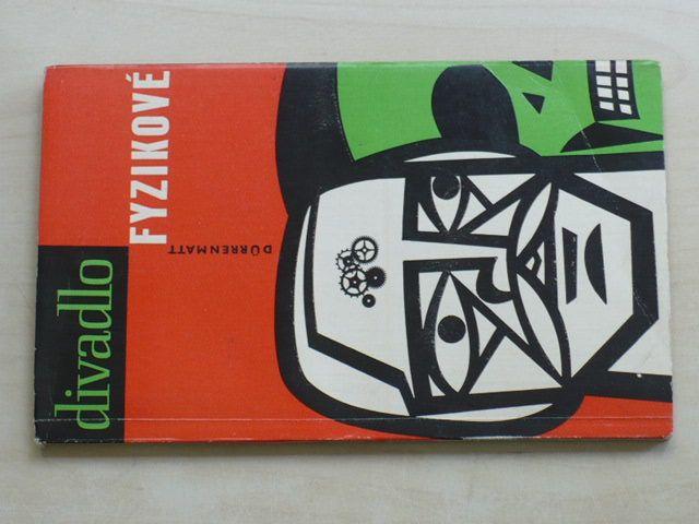 Dürrenmatt - Fyzikové (1963)
