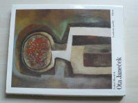 Hlaváček - Ota Janeček (1989) Umělecké profily