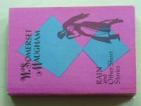 Maugham - Rain and Other Short Stories (1977) anglicky