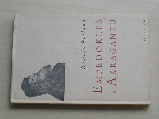 Rolland - Empedokles z Akragantu (1947)