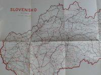 SLOVENSKO - stručný sprievodca (ŠTN Bratislava 1955) slovensky