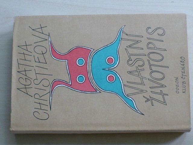 Christieová - Vlastní životopis (1987)