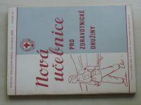Nová učebnice pro zdravotnické družiny (1956)