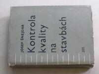 Šnejdar - Kontrola kvality na stavbách (1971)