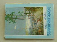 Alfons Mucha - Slovanská epopej (1962) Soubor 17 pohlednic