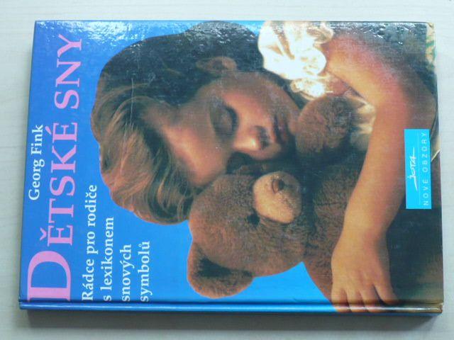Fink - Dětské sny - Rádce pro rodiče s lexikonem snových symbolů (1994)