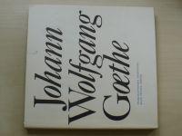 Goethe - Výbor z poezie (1973)