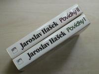 Hašek - Povídky I.-II. (1988) 2 knihy