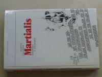 Martialis - Posměšky a jízlivosti - výbor z epigramů (1983)