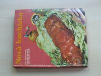 Mazurová, Brhlík, Romaňuk - Nová kuchárka (1981) slovensky