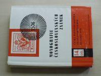 Monografie československých známek 14 - Česká poštovní razítka od nejstarších dob (1978)