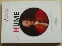 Novotný - David Hume a jeho teorie vědění (1999) věnování a podpis autora