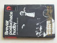 Bartoš - Breviář posluchače hudby (1983)