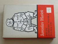 Hašek - Osudy dobrého vojáka Švejka I.- IV. (1981)