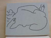 Henri Matisse - Kresby (1973) text F. Dvořák
