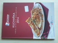 Jak šmakuje Moravskoslezsko - Kuchařka krajových receptů (2014)