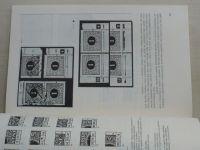 Katalog - Celostátní výstava poštovních známek Brno 74 (1974) 3 knihy + program a plánky výstavy