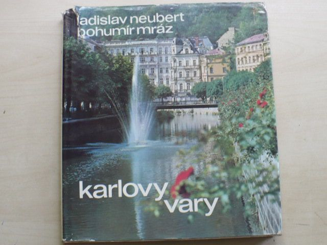 Neubert, Mráz - Karlovy Vary (1977) + orientační náčrt