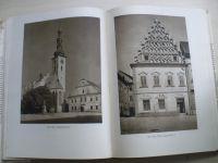 Petr, Kostka - Městské památkové rezervace v Čechách a na Moravě (1955)