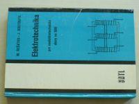 Řešátko, Dostoupil - Elektrotechnika pro neelekrotechnické obory na SOU (1984)