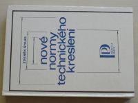 Štoud - Nové normy technického kreslení (1986)