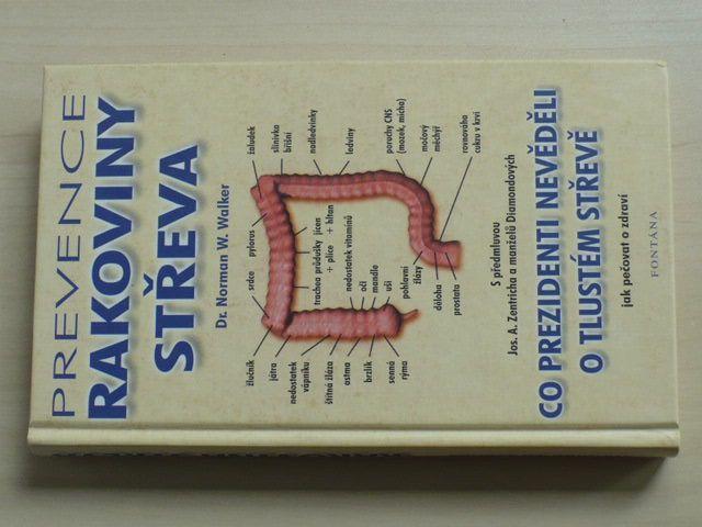 Walker - Prevence rakoviny střeva - Co prezidenti nevěděli o tlustém střevě (1998)