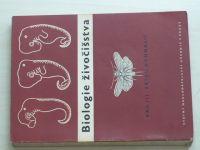 Biologie živočišstva pro III. třídu gymnasií (1951)