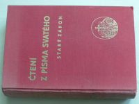 Čtení z písma svatého - Starý zákon (1939)