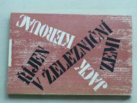 Jack Kerouac - Říjen v železniční zemi (1963)