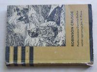 KOD 29 - Robinson Crusoe (SNDK 1958) il. Burian