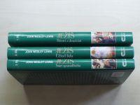 Lewis - Ježíš (2002) 3 knihy