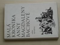 Malá kronika Anny Magdaleny Bachové (1971)