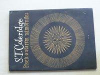 Coleridge - Píseň o starém námořníku (1949) litogr. Tichý