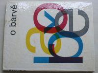 Hanuš - O barvě (1969)