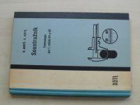 Janyš, Raftl - Soustružník - Technologie pro 1. ročník OU a UŠ (1968)