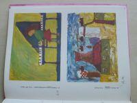 Kuchař - Kresba, malba, grafika pro lidové školy umění (1968)