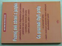 Poznej své zdraví z jazyka, Co prozradí čtyři prsty (2003)