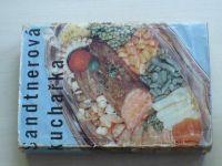Sandtnerová, Janků - Kuchařka - Kniha rozpočtů a kuchařských předpisů (1952)