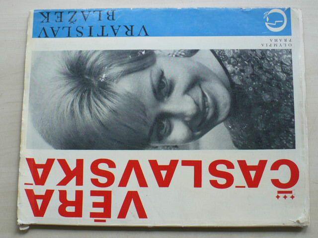 Blažek - Věra Čáslavská (1968)