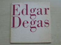 Edgar Degas - Osm sonetů (1972)