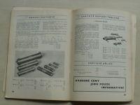 Katalog radiotechnického zboží - Domácí potřeby, Praha 1965