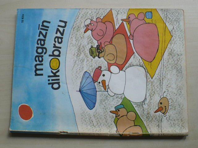 Magazín Dikobrazu (nedatováno)