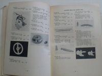 Procházka - Modelářské potřeby (1965) Katalog